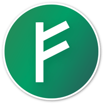 Logotype for Auroracoin