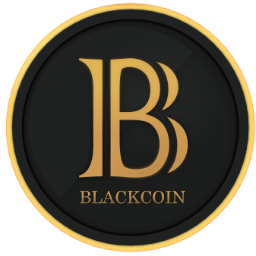 Logotype for BlackCoin