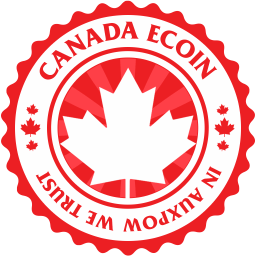 Logotype for Canada-eCoin