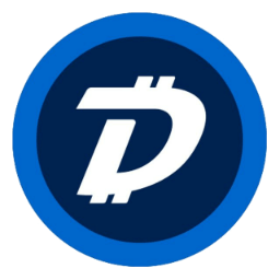 Logotype for DigiByte