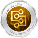 Logotype for DigitalCoin