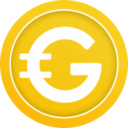 Logotype for GoldCoin