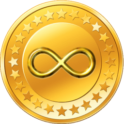 Logotype for InfiniteCoin