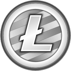 Logotype for Litecoin