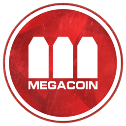 Logotype for Megacoin