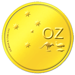 Logotype for Ozziecoin