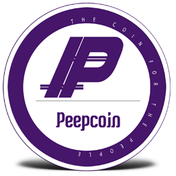 Logotype for PeepCoin