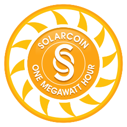 Logotype for SolarCoin