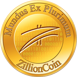 Logotype for ZillionCoin